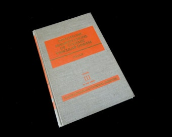 Book Ophthalmic Manifestations of Vascular Disease - Vintage Book for Eye Doctor - Ophthalmologist Gift