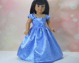 Blue dress hilary ulp