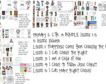 Manual 2 BUNDLE Lessons 1-5