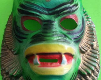 Ben Cooper Creature from the Black Lagoon Mask