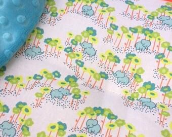 Baby Elephant Walk PROMO Quilted Nap Mat by Janiebee Boutique Nap Mats, Toddler Nap Mats, Janiebee Nap Mats