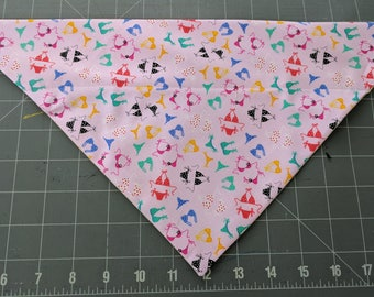 Dog Bandana, Summer, Beach, Pool, Bikini, Swim, neckerchief, scarf