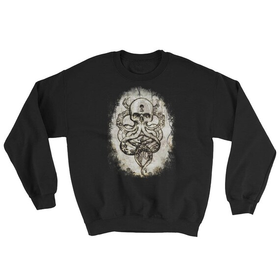 Cthulu Kraken Sweatshirt