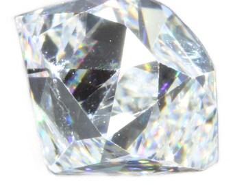 Peruzzi cut diamond 1.83ct color G clarity si1 certificate loose diamond rare 17th Century gemstone