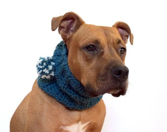Clothes for Large Dogs, Scarves for Dogs, Crocheted Dog Scarf, Knit Dog Scarf, Winter Dog Scarves,