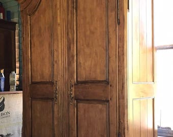 French armoire /wardrobe available for project
