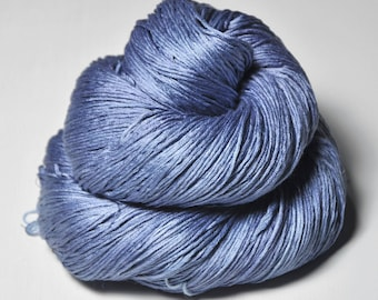 Going to the land of Nod  - Silk Fingering Yarn - Knotty skein