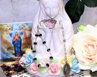 The Catholic Chaplet of the Ten Evangelical Virtues of the Most Blessed Virgin Mary