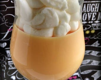 Tropical Colada Totally Tipsy Soy Candle Candle Confectionery