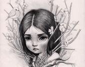 Branches. Original Artwork. Raul Guerra