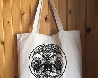 Roosters Tote
