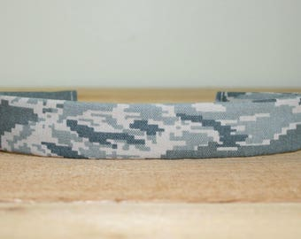 ABU Air Force Baby Headband Military Digital Tiger Stripe Camo