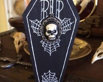 RIP Pin Coffin