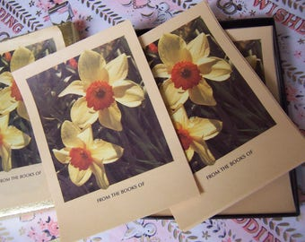 antioch lovely daffodils bookplates