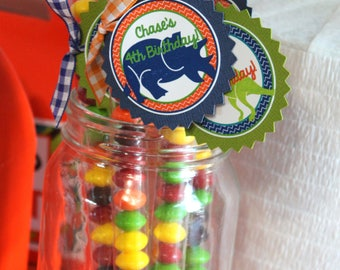 Dinosaur party favors, dinosaur birthday party favors, dinosaur party treats, party favors, candy, treats, dinosaur favor, dinosaur treat