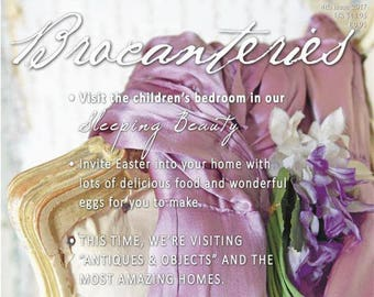 Jeanne d'Arc Living Magazine, April 2017 - 4th Issue, Brocanteries - IN-STOCK