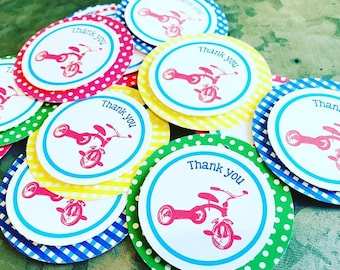 Tricycle Tags