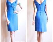 1960s Dress // Samantha Sweet Cocktail Dress // vintage 60s dress