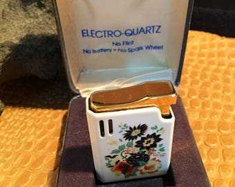 Colibri electro quartz Lighter