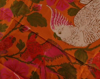 Jim thompson scarf etsy for Thai silk jim thompson