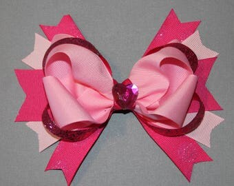Valentine's Day Boutique Bow