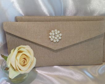 Bridesmaid Bags, Bridesmaid Clutch, Wedding Clutch, Bridal Party, Bridesmaid Gift, Bridal Clutch, Wedding Accessories, Rustic Wedding Bags