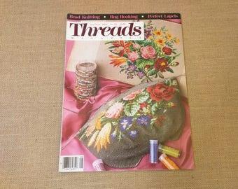 Threads Magazine August September 1989 Back Issue Number 24