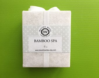 Bamboo Spa | Cold Process | Plant Based
