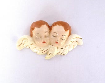 VINTAGE WALL ANGELS