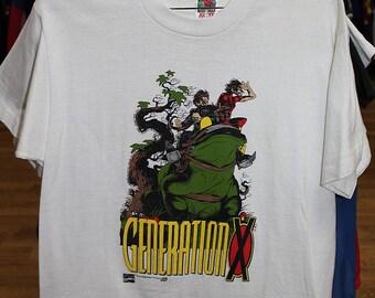 Vintage Marvel Generation X T Shirt