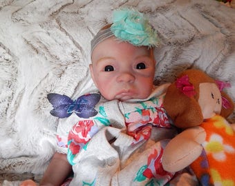 Reborn Baby Girl - From the 'My First Reborn' line.