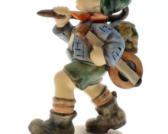 Vintage Goebel Hummel Figurine The Run Away #327 Boy Walking