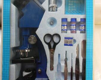 Vintage Unopened Microscope Kit
