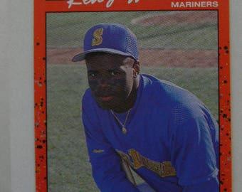 KEN GRIFFEY JR, 1990 Donruss, No. 365, Seattle Mariners