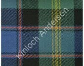TWO Watson Tartan Bible Covers in Watson Ancient Wool Tartan, Made to Order only, UK Seller, Suitable for Hardback Books or Paperback Books