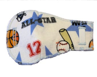 Sports -  Eye-Lids - kids eye patches - soft, washable eye patches for children and adults