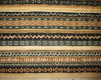 1/2 yd Timeless Treasures  Wild pattern