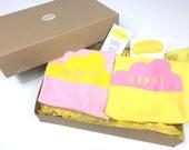 Gift Box  New Sibbling Welsh Gifts Cymraeg  Baby Kids Tshirt New Baby Christening Naming Day