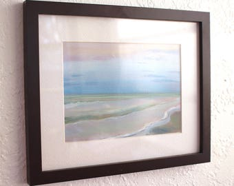 Pastel Sky (Original Oil Painting)