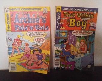 Vintage Archie Comics (2)