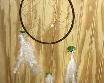 Large brown dreamcatcher