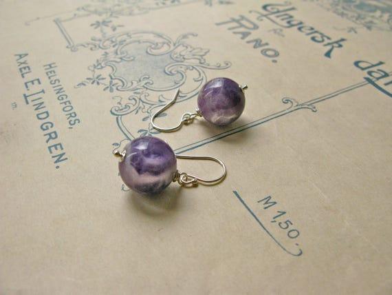Atlantis Lila earrings...