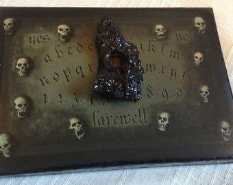 Ouija Board / micro miniature Ouija Board / 3 Available! / 20 dollars each plus shipping