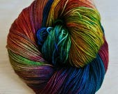 Hand dyed sock yarn - UNRESOLVED - Spring / Summer 2017 Collection