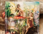Custom SG Woodland Fairy Stickers