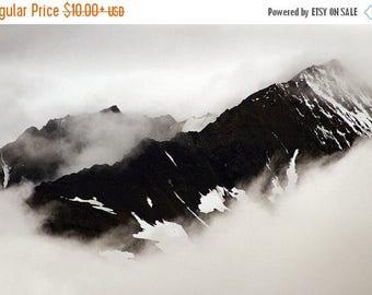 On Sale Mountains, Snow, Kluane Front Range, Yukon Territory 1