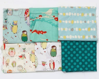 S3: Fabric Destash Scrap Pack - Over 2 yards - Bundle S3