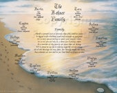 Reserved for Debi Family Tree Gift and Keepsake