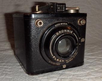 Brownie Six-20 Camera