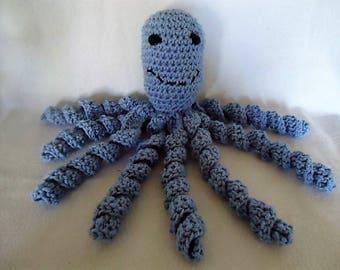 Preemie Size Octopus Handmade Crochet Color Variety